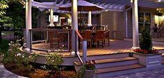 Outdoor Deck Designs: Ideas for custom backyard decks