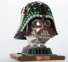 Star Wars upcycled art sculptures