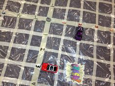"""Large """"floor graph"""" to help kids truly SEE ordered pairs ...from For Such a Time as This (blog)"""