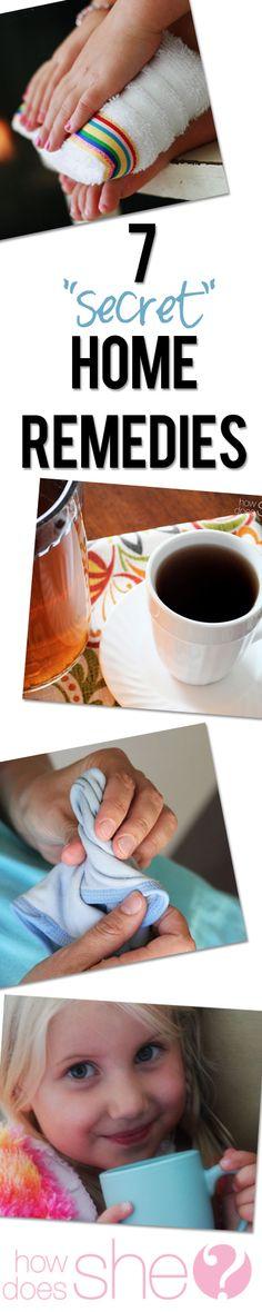 7 secret home remedies #homeredemies #naturalrededies