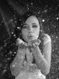 Baughman Family: The Glitter Photo Shoot
