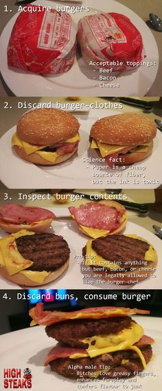 healthy burger ketogenic diet