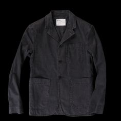 UNIONMADE - MHL Margaret Howell - Staff Jacket in Indigo