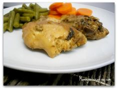Slow Cooker BBQ Coke Chicken.  Use your favorite beverage, Dr. Peppers works great too!