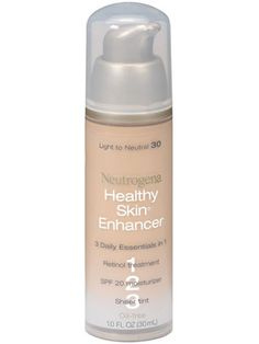 Tinted Moisturizers That Won't Melt Off Your Face: Neutrogena Healthy Skin Enhancer