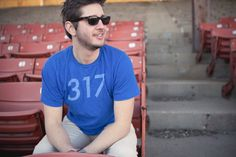 317 shirt from PUP