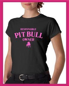 responsible #pitbull