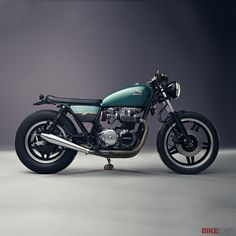 Turkey is not the first country you'd associate with custom motorcycles, but a young company called Bunker Custom Cycles is doing its best to change that. This elegant, beautifully finished Honda CB650 Custom comes from Istanbul and it's the work of Mert Uzer and his engineer brother Can.  #Honda #HondaCivic #HondaCars