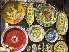 Messina, Sicily pottery