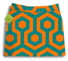 NEW! Loudmouth Golf for Women South Beach #golf skort.