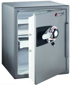 SentrySafe OS5449 Safe Fire-Safe Combination Safe, 2.0 Cubic Feet, Gunmetal Gray by SentrySafe. $394.02. From the Manufacturer                The Sentry fire-safe combination safe is UL classified for up to 1-hour fire protection. The safe also is ETL verified for a 30ft drop test for durability. ETL verified 1 hour fire protection for CD's, DVD's, USB drives and memory stick up to 17000ºF. The OS5449 model has a 3-number combination lock with clicking dial and tubla...