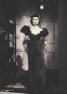 """""""You go into the arena alone. The lions are hungry for you."""" - Rhett Butler to Scarlett O'Hara"""
