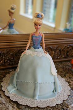 The Baking Fairy: cinderella princess party