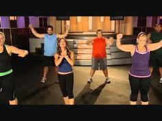 The Biggest Loser Workout - Warm Up