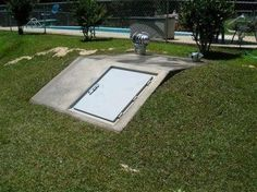 How to Build a Concrete Storm Shelter