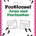 Students love to play Footloose! Area and Perimeter Footloose includes 30 question cards about area and perimeter of rectangles (the cards are avai...