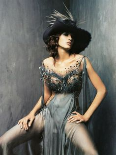 Photographer: Lothar Schmidt  Model: Chiara Baschetti