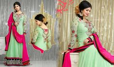 Buy Exclusive Ayesha Takia's Anarkali Suits at affordable price. Select from the best range of Anarkali Suits at shoppers99.com. Free Shipping. Cash on Delivery  https://www.youtube.com/watch?v=4wN0S49LVuw