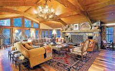 Celebrities homes in colorado on pinterest kevin costner for Celebrity homes in aspen