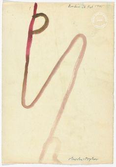 Olav Christopher Jenssen. Untitled. 1991/2002