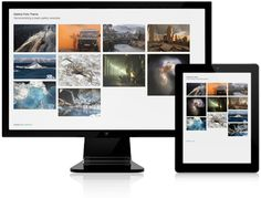 Galleria - Jquery slideshow with all thumbnails view