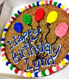 Happy Birthday Lyn Cakes