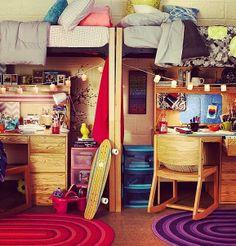 Cute dorm design @Lanie Luttrell