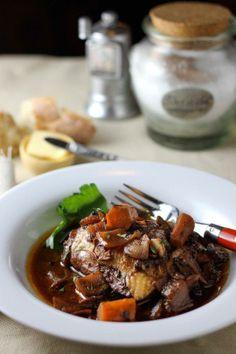 #Recipe: 30-Minute Coq au Vin