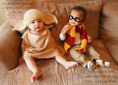 Crochet Harry Potter Inspired Scarf (every size/house available.). $15.00, via Etsy.