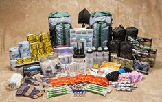 Survival Kit Ideas: A week by week approach