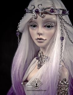 art doll, artisan doll, vasilisa doll, doll doll