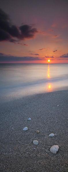 ✯ Sunset in Manasota Key, FL.
