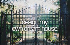 the plan, bucketlist, dreams, dream come true, dream homes, dream houses, wrap around porches, design, bucket lists