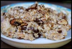 Clean Eating Oatmeal Recipes---lots and lots of oatmeal recipes.  :)