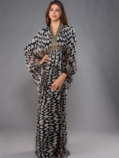 Kaftan style abaya by Anaya - this would make for an excellent modest outter layer!