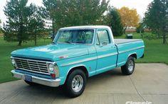 1967 Ford F100 Pickup Truck