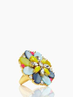 bungalow bouquet ring