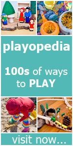 More awesome play ideas