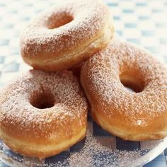 How To Make Doughnuts - Homemade Doughnuts Recipe