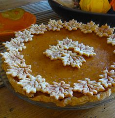 Sweet potato pie!