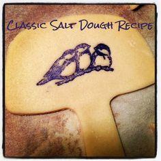 Classic Salt Dough Ornaments Recipe