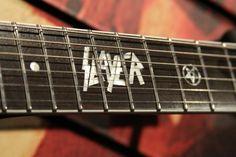 "Slayer ""South Of Heaven"" ESP LTD Guitar"