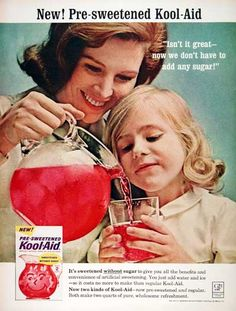 Kids like Kool Aid