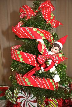 Elf on the Shelf Party Decor #elfontheshelf #party