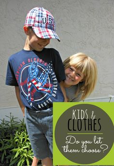 Kids, Clothes and Confidence