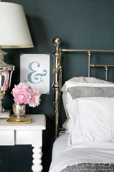 the beauty of white bedding