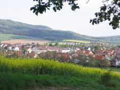 Lovely German landscape photos from Webshots (there really are places that look like this...
