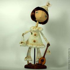Кукла пьеро выкройки