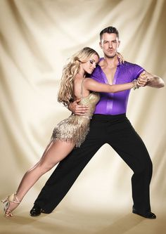 Strictly Come Dancing 2013: Ola Jordan and Ashley Taylor Dawson