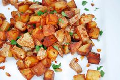 """""""Perfect"""" Home Fries"""